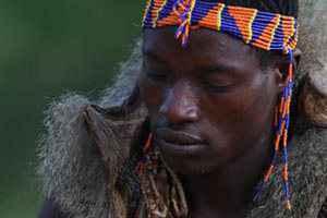 ביקור בשבטים בטנזניה