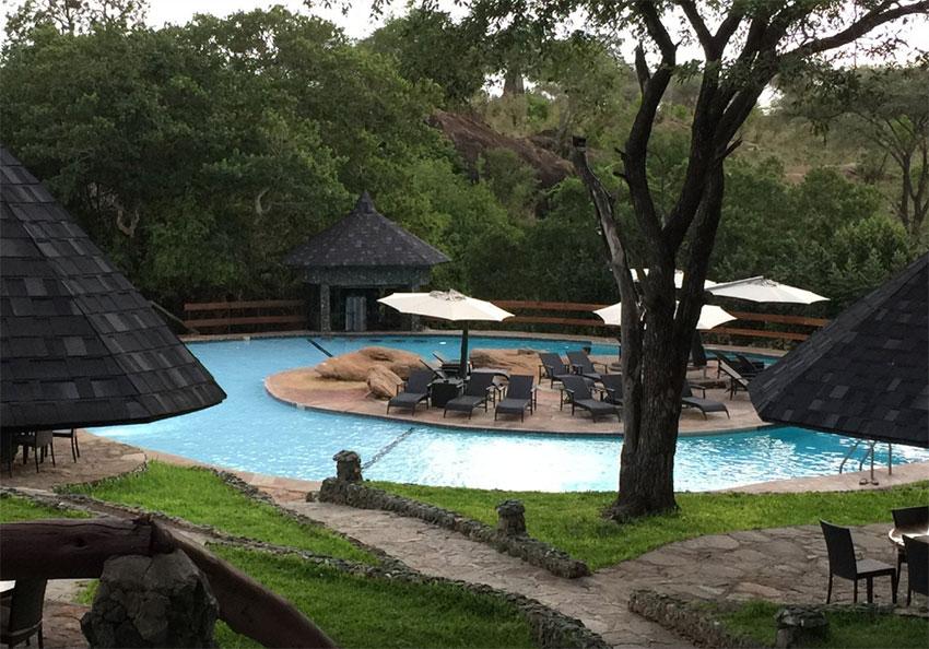 Serengeti Sopa Lodge - לוד'ג מומלץ