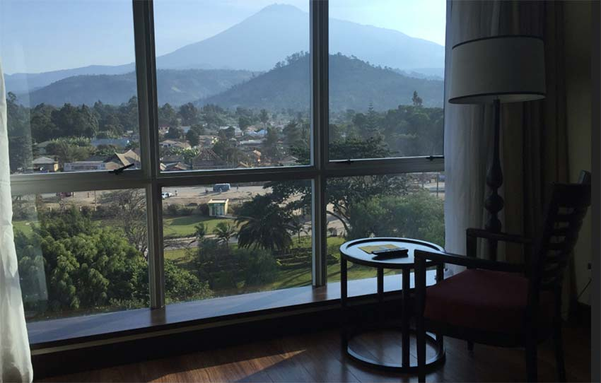 Hotel mount meru tanzania