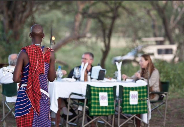 Serengeti Sopa Lodge - לוד'ג