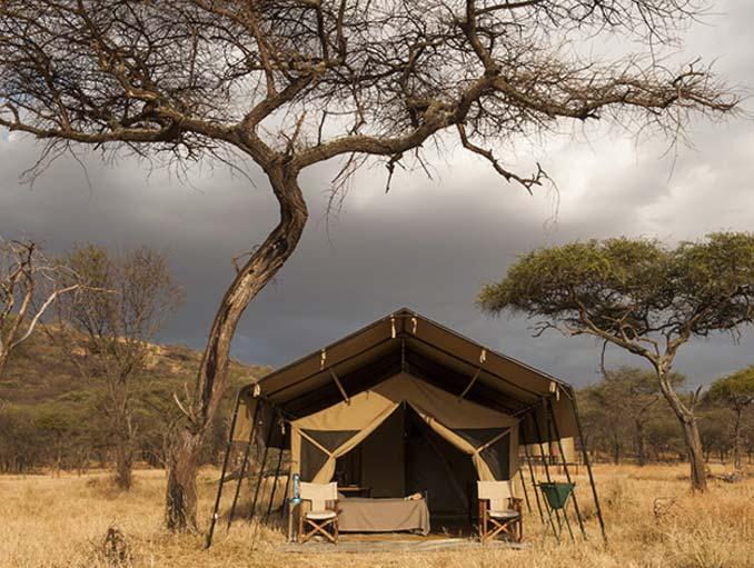 Ndutu Kati Kati – South Serengeti Safari Camp