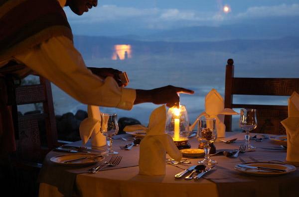 Ngorongoro Sopa Lodge - טנזניה