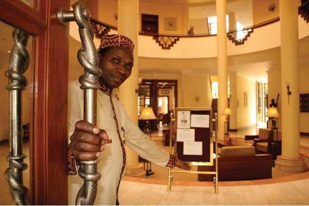 Hotel in Arusha Tanzania