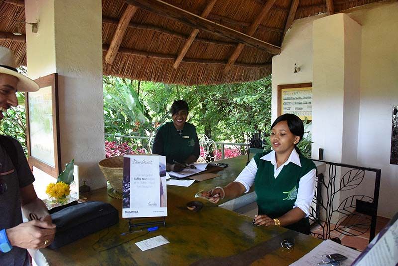Ngorongoro Farm House - לוד'ג בטנזניה