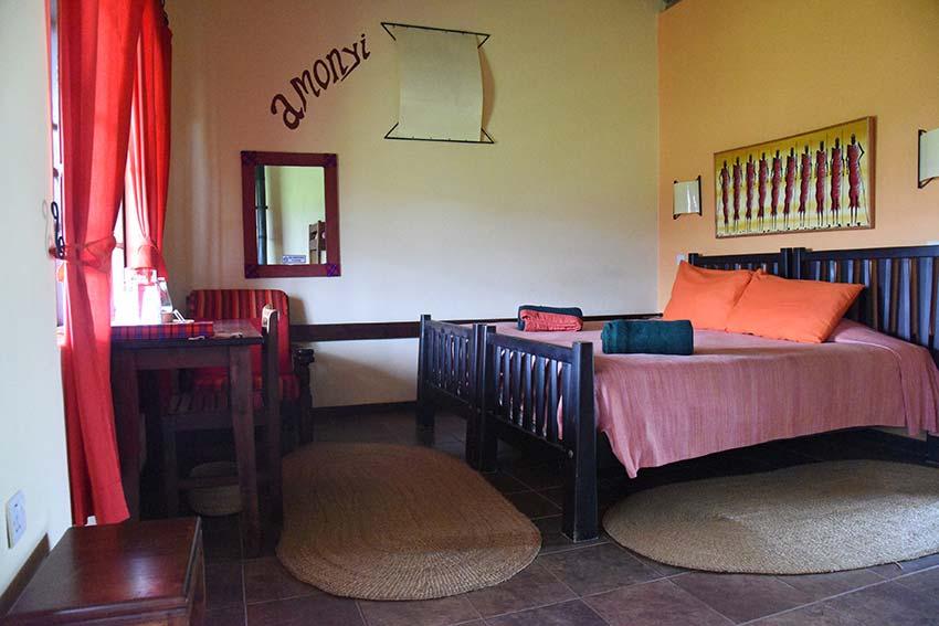 Ngorongoro Rhino Lodge