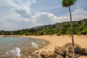 strand tanganjikasee - beach lake tanganyika