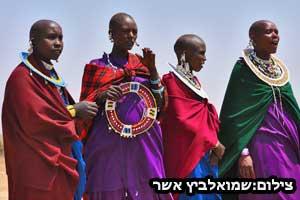 שבט המסאי