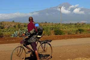 ספארי אופניים וג'יפים בטנזניה