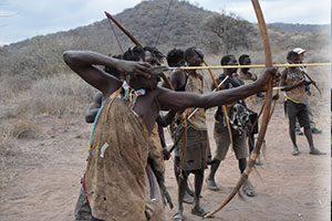 שבט ההדזבה בטנזניה